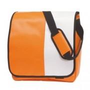 Geanta umar Action Orange White