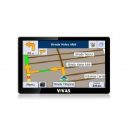 "GPS навигация 7"" специално настроена за Камион Vivas Truck Edition 7090 EU"