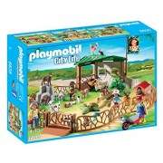 Playmobil - 6635 - La Vie En Ville - Parc Animalier