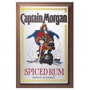 Barspegel Captain Morgan 22x32