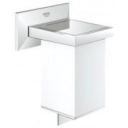Dispersor sapun lichid cu suport Grohe Allure Brilliant-40494000