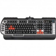 Клавиатура - Геймърска A4 Tech X7-G800 - A4-KEY-G800V