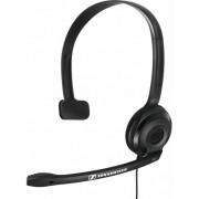 Casca cu Microfon PC 2-Chat (Negru)