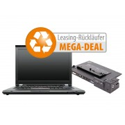 """ThinkPad T420, 35,6 cm/14"""", Core i5, 8 GB, 240 GB SSD, Win 10 (ref.)"""