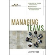 Managing Teams by Lawrence Holpp