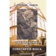 Trei intalniri cu Constantin Noica - Teodor Tanco