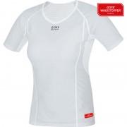 GORE BIKE WEAR Base Layer WS Shirt Lady light grey/white 40 Unterwäsche