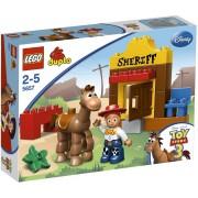 LEGO DUPLO Toy Story Jessie Houdt de Wacht - 5657