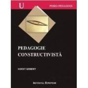 Pedagogie Constructivista - Horst Siebert