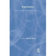 Ergonomics: Psychological Mechanisms and Models in Ergonomics Vol. 3 by Neville P. Moray
