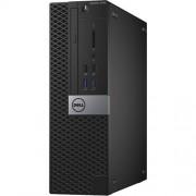 Computador Dell Desktop Optiplex 3040SFF processador Intel Core i3-6100 3.7GHz, memoria 4GB RAM, 500GB HD, Windows 10 Pro (downgrade para 7 Pro) 210-AITD-001C-DC066
