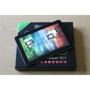 Tableta Prestigio MultiPad 4 Quantum 10.1 inch Quad Core, 1GB RAM, 8GB flash, Wi-Fi, Bluetooth, Android 4.2, Albastru Inchis