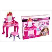 Vanity Box with Paino for Kids Dressing
