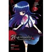 Higurashi When They Cry: Curse Killing Arc, Vol. 2 by Ryukishi07