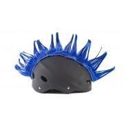 Wiggystyle Spike (Blu) cresta per casco