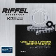 Kit Relação Suzuki Bandit 650 07/11 - Riffel