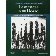 Diagnosis and Management of Lameness in the Horse by Michael W. Ross
