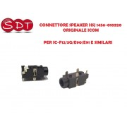 CONNETTORE SPEAKER HSJ 1456-010320 ORIGINALE ICOM PER IC-F12/3G/E90/E91 E SIMILARI