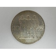 20 Koruna 1933