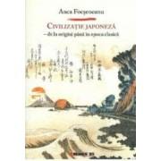 Civilizatie japoneza - Anca Focseneanu