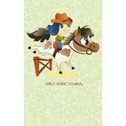 Girls Horse Journal by Learn-Work Guides