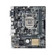 Tarjeta Madre ASUS micro ATX H110M-E/M.2, S-1151, Intel H110, USB 2.0/3.0, 32GB DDR4, para Intel ― Requiere Actualización de BIOS para trabajar con Procesadores de 7ma Generación