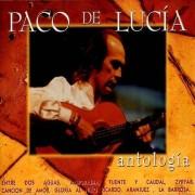 Paco De Lucia - Antologia (0731452842121) (2 CD)