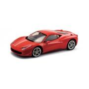 Ferrari 86066 - Giro 1:16 458 Italia Coche Radiocontrol (Silverlit)