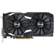 Placa Video Asus Dual Radeon RX 580 OC, 4GB, GDDR5, 256 bit
