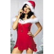 Chemise mod. Red Christmas