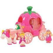 WOW Pippa's Princess Carriage - Fantasy (4 Piece Set)
