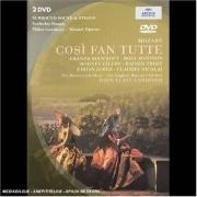 W. A. Mozart - Cosi Fan Tutte (0044007302699) (2 DVD)