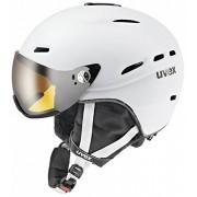 Uvex Hlmt 200 - Casco de esquí, otoño/invierno, unisex, mate