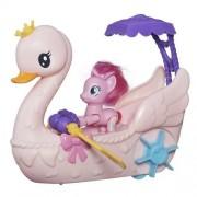 My Little Pony - Poneiul Pinkie Pie cu Barcuta Lebada