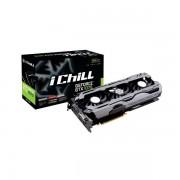 INNO3D GEFORCE GTX 1070 ICHILL X3 8GB GDDR5 GRAFIKKARTE 3XDP/DVI/HDMI