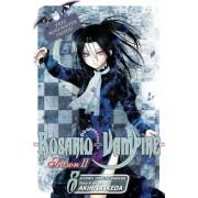 Rosario+Vampire: Season II, Vol. 8 by Akihisa Ikeda