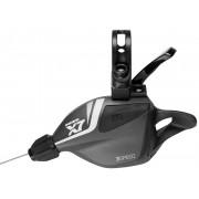 SRAM X7 - Commande de vitesse - 3 vitesses gris Commandes gauche