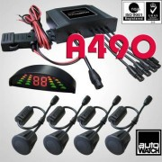 Senzori de Parcare AUTOWATCH A490 cu 4 Senzori