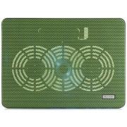"Cooler Laptop Logic LCP-09 15.6"" (Verde)"