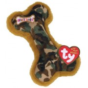 Bow Wow Beanies - CAMOUFLAGE the Small Bone (Camo Color - Smaller Size) [Toy] by Ty