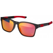 Oakley Catalyst matte black/ruby iridium Sonnenbrillen