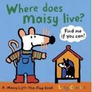 Where Does Maisy Live? by Lucy Cousins