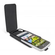Doro Liberto 820 Mini - Funda para Telefono Movil 'Flip' -Negra-