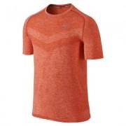 Nike Dri-FIT Knit Short-Sleeve Men's Running Shirt