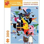 Charley Harper: Wings of the World Jigsaw Puzzle by Charley Harper
