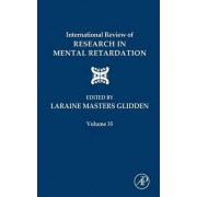 International Review of Research in Mental Retardation: Volume 29 by Laraine Masters Glidden
