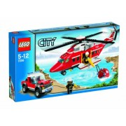 Lego Fire Helicopter