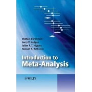 Introduction to Meta Analysis by Michael Borenstein