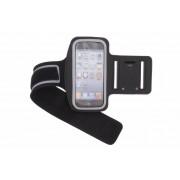 Zwarte sportarmband voor de iPod Touch 5g / 6