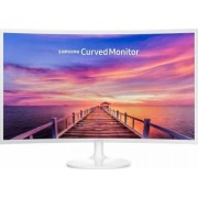 Monitor LED Curbat 32 Samsung LC32F391FWUXEN Full HD 4 ms Alb